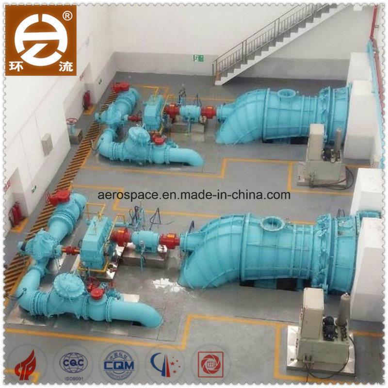 Micro Hydro Turbine Generator with High Efficiency