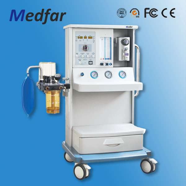Anesthesia Machine Mf-M-01-II with Two Vaporizers