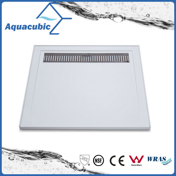 Sanitary Ware 3 Side Australia Bathroom SMC Shower Trays (ASMC1290-3)