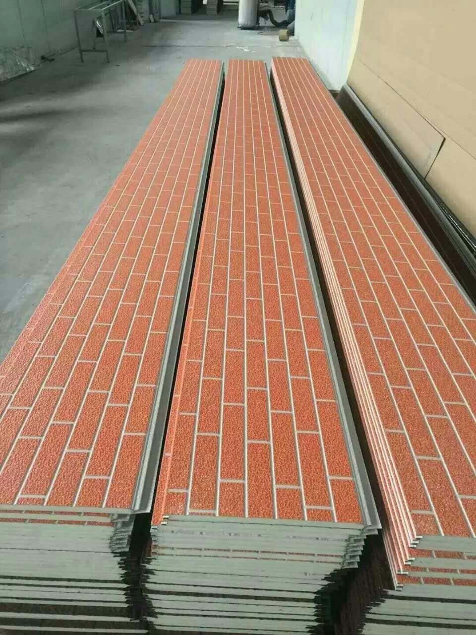 PU Foam Insulated Panel for Prefabricated House