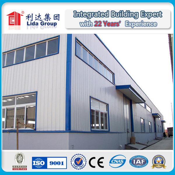 Steel Structure Sandwich Panel House