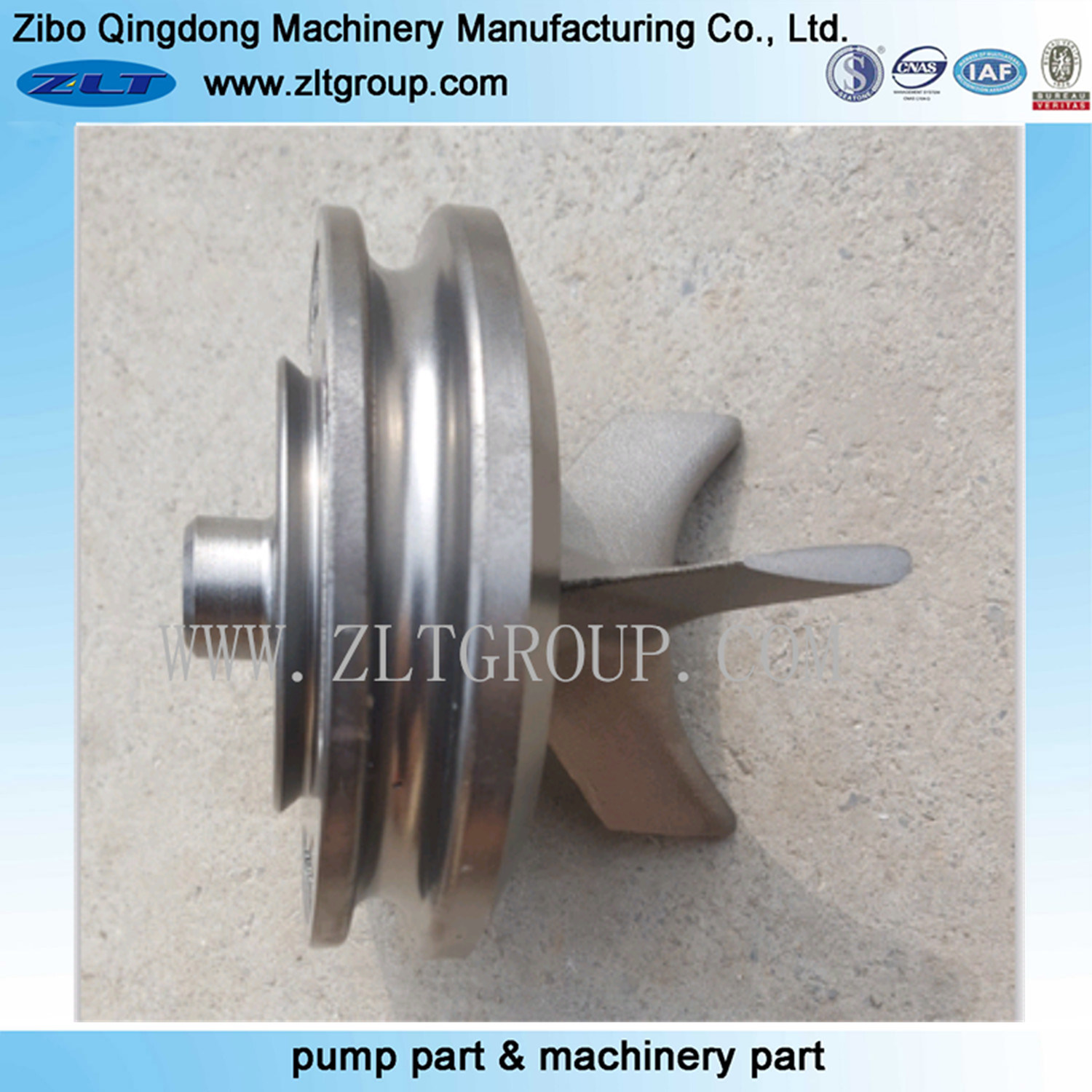 Stainless Steel/Carbon Steel Lost Wax Sand Castings