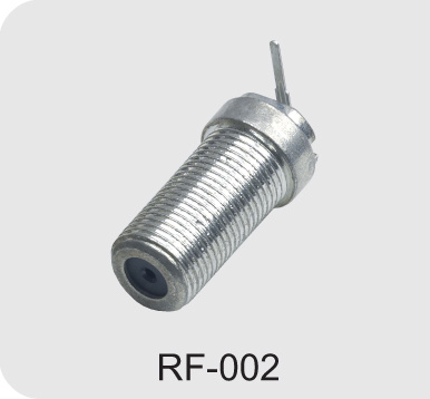 RF Coaxial Connector (RF-002)