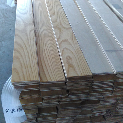 White Ash Engineered Wood Flooring