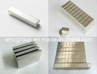 Block SmCo Magnet SmCo5 Sm2co17 Good Quality