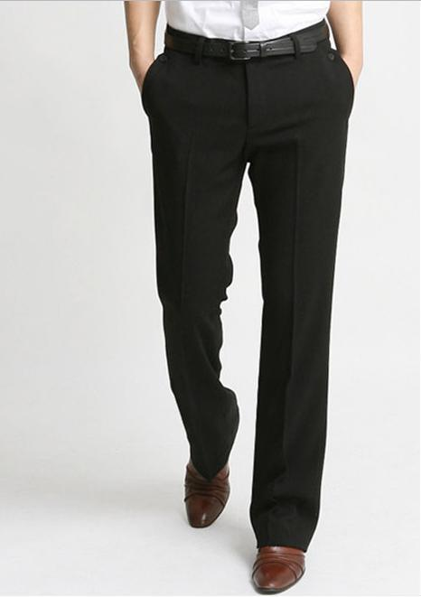 The Gallery For --u0026gt; Formal Pant Styles For Men