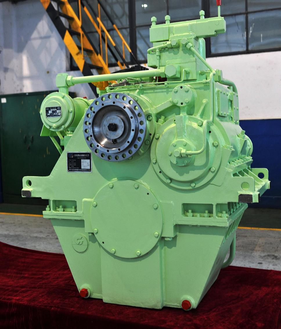 Cq/Ca-Series Marine Gearbox