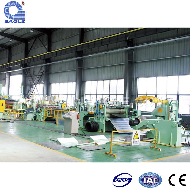 Slitting Line ESL-3X1600 with ISO9001
