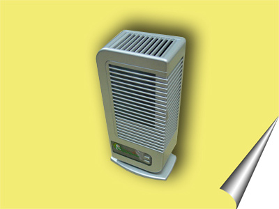 Ionic Air Purifier : Ozone Generator Manufacturing ENALY Air Water