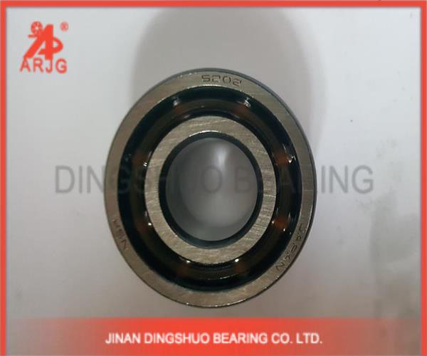 Original NSK 5202 Angular Contact Ball Bearing (ARJG, SKF, NSK, TIMKEN, KOYO, NACHI, NTN)