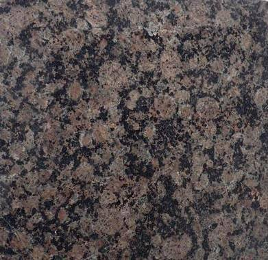 Baltic Brown Granite China Granite Granite Tile
