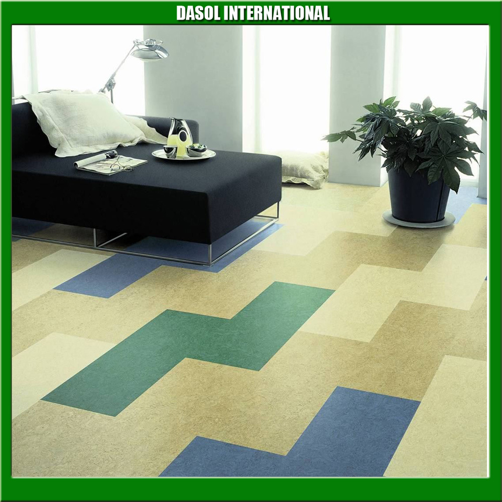 Quartz PVC Floor Tiles 30cmx30cm, 60cmx60cm