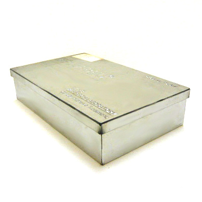 Shop the Container Store's metal boxes collection & get free shipping on orders of $75 or more + free in-store pickup every day. Find everything you need to organize your home, office and life,& the best of our metal boxes solutions at 24software.ml Our Rectangular Hinge-Lid Tin is perfect for storing miscellaneous items. The hinged.