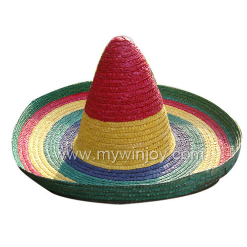 Mexican Hat / Sombrero Hat / Straw Hat - China Mexican Hat, Sombrero