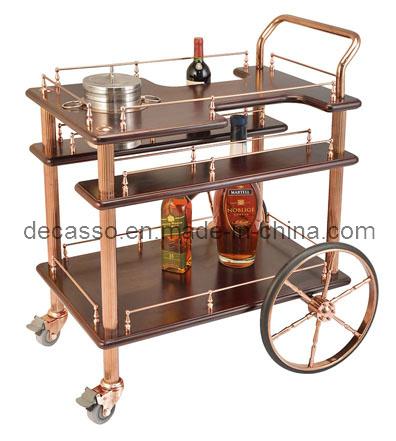 American Style Wine Trolley (DE26)