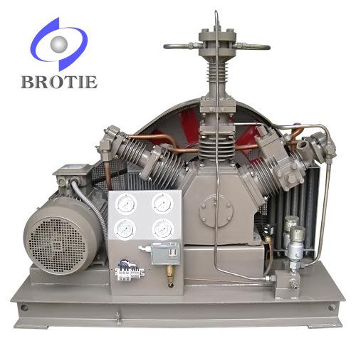 Brotie High Pressure Oil-Free Air Compressor