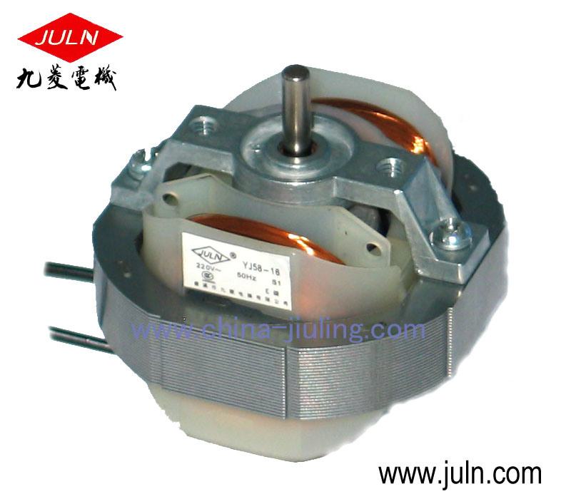 Fan Blade Shaded Pole Motor China Electric Motor Fan Motor