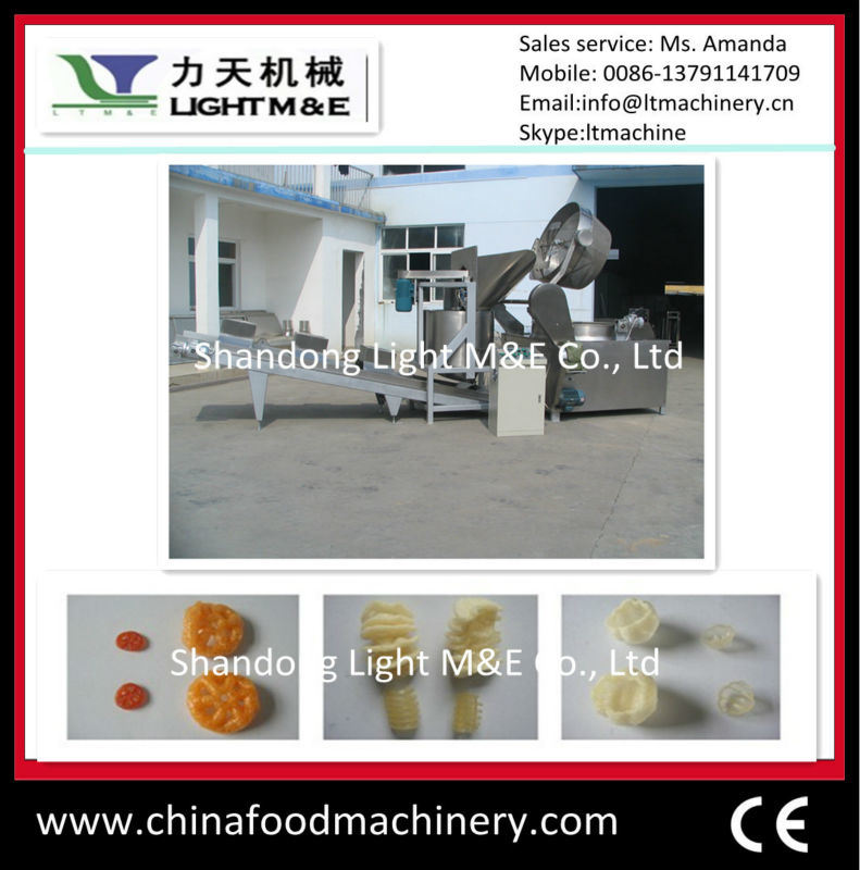 Automatic Batch Fryer (LTF-B, LTF-BG)