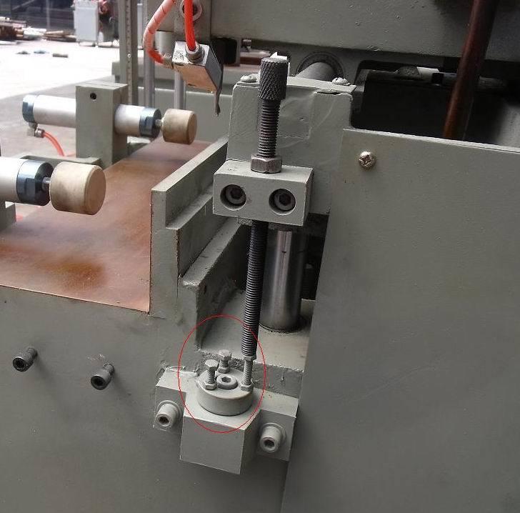 Kt-393 Aluminum Window Door Single Axis Copy Router