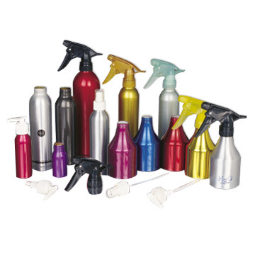 Aluminum Sprayer Bottle