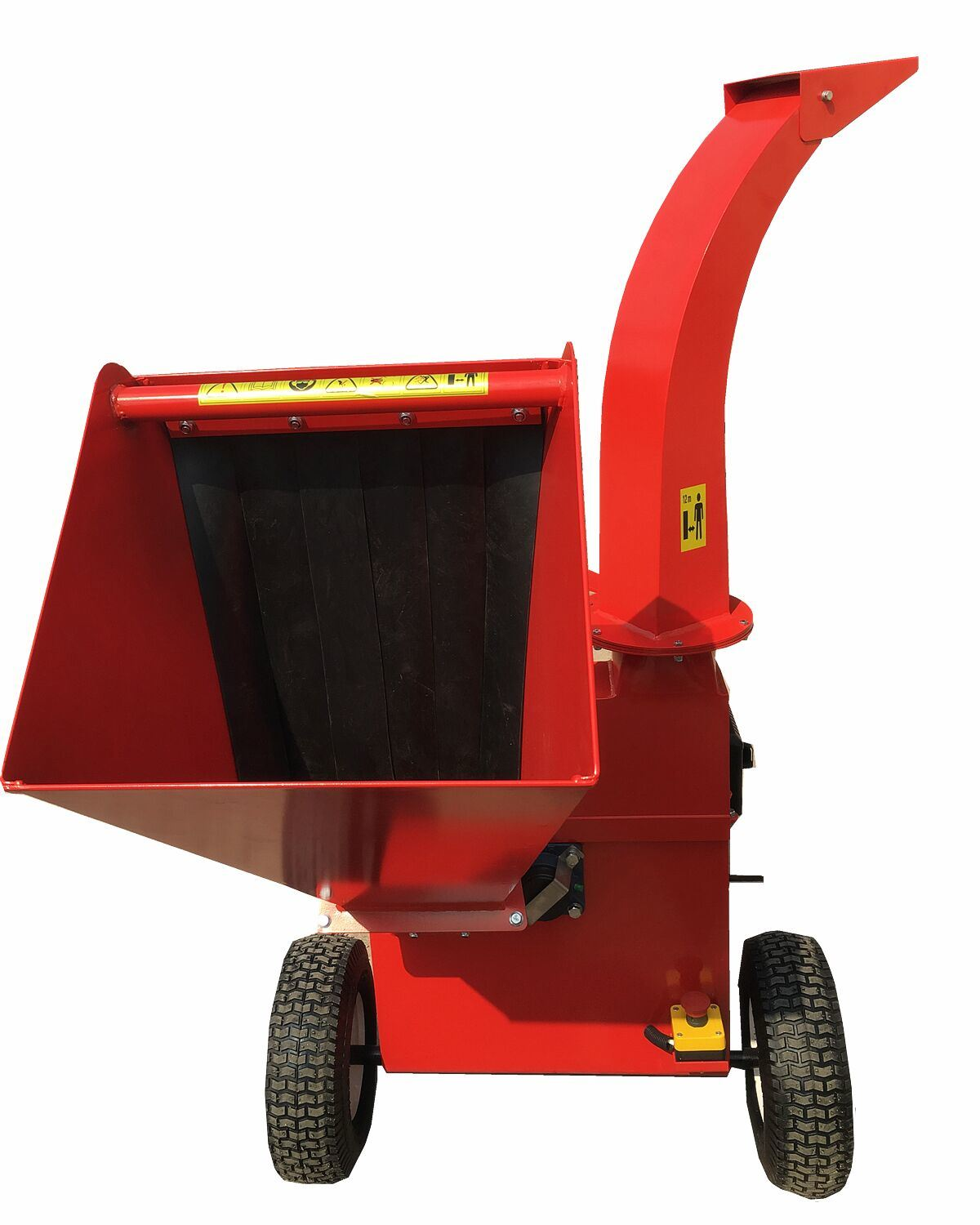 2017 New Design Hot Selling Product 13HP Wood Chipper/Branch Shredder/Wood Crusher