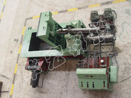 Hydraulic Scrap Steel Baler Recycling Machine with Ce Certificate