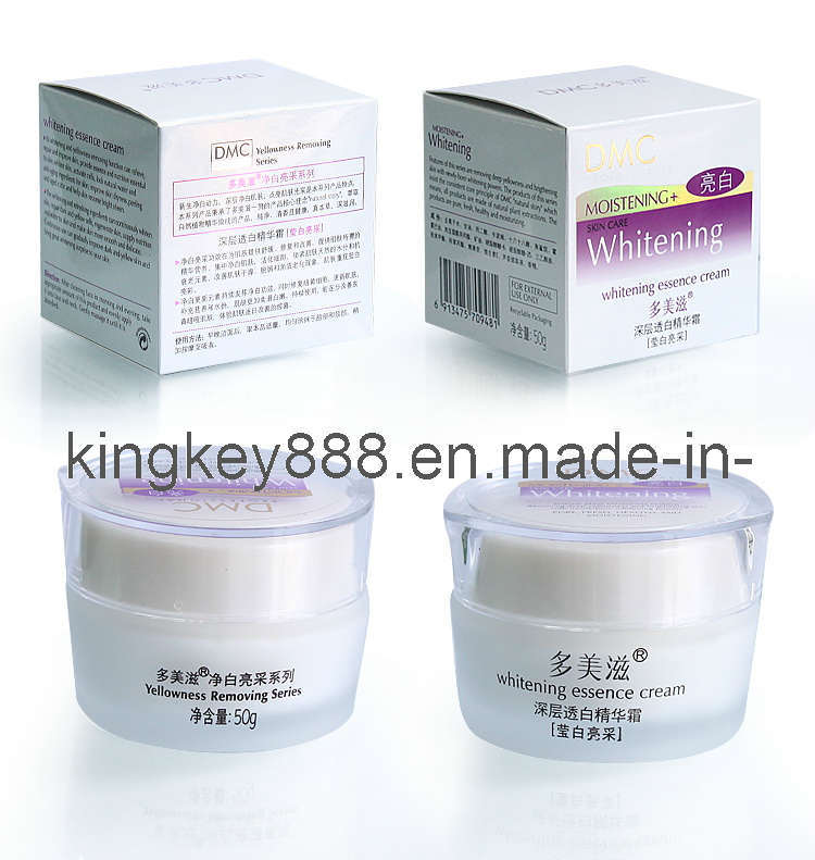 Facial fade moisturizing lightening cream