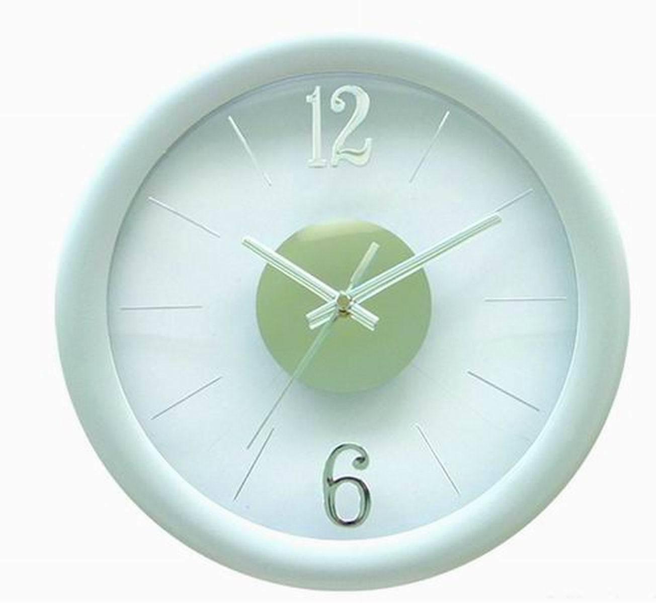 China Glass Wall Clock (EC-8141)