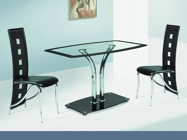 China tempered glass dining table china tempered glass for Tempered glass dining table