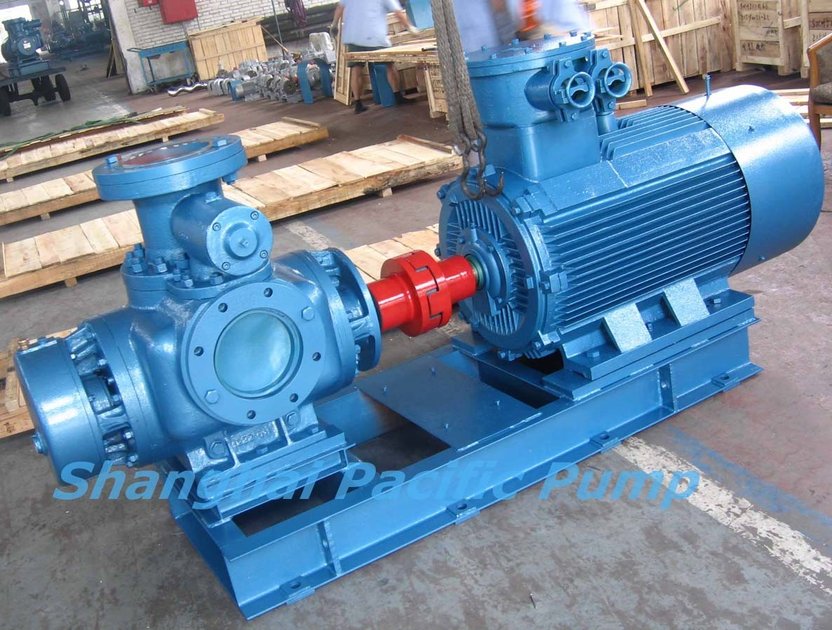 Horizontal Double Screw Pump (2W. W)