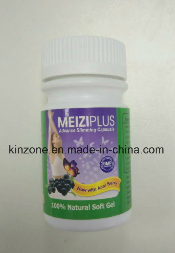 100% Natural Diet Pills Meizi Plus Weight Loss Slimming Capsules
