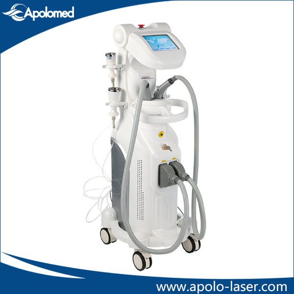 Multifunction Cavitation Vacuum RF Slimming Machine (2RF+cavitation+2vacuum) (HS-550E+)