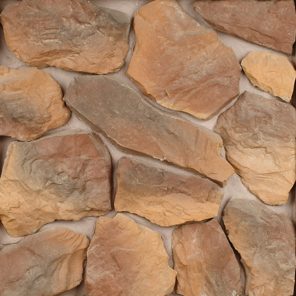 Stone Cladding Wallpaper