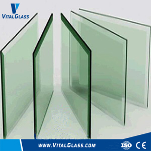 6-19mm Tempered/Toughened Processed Glass/Laminated Glass with Csi