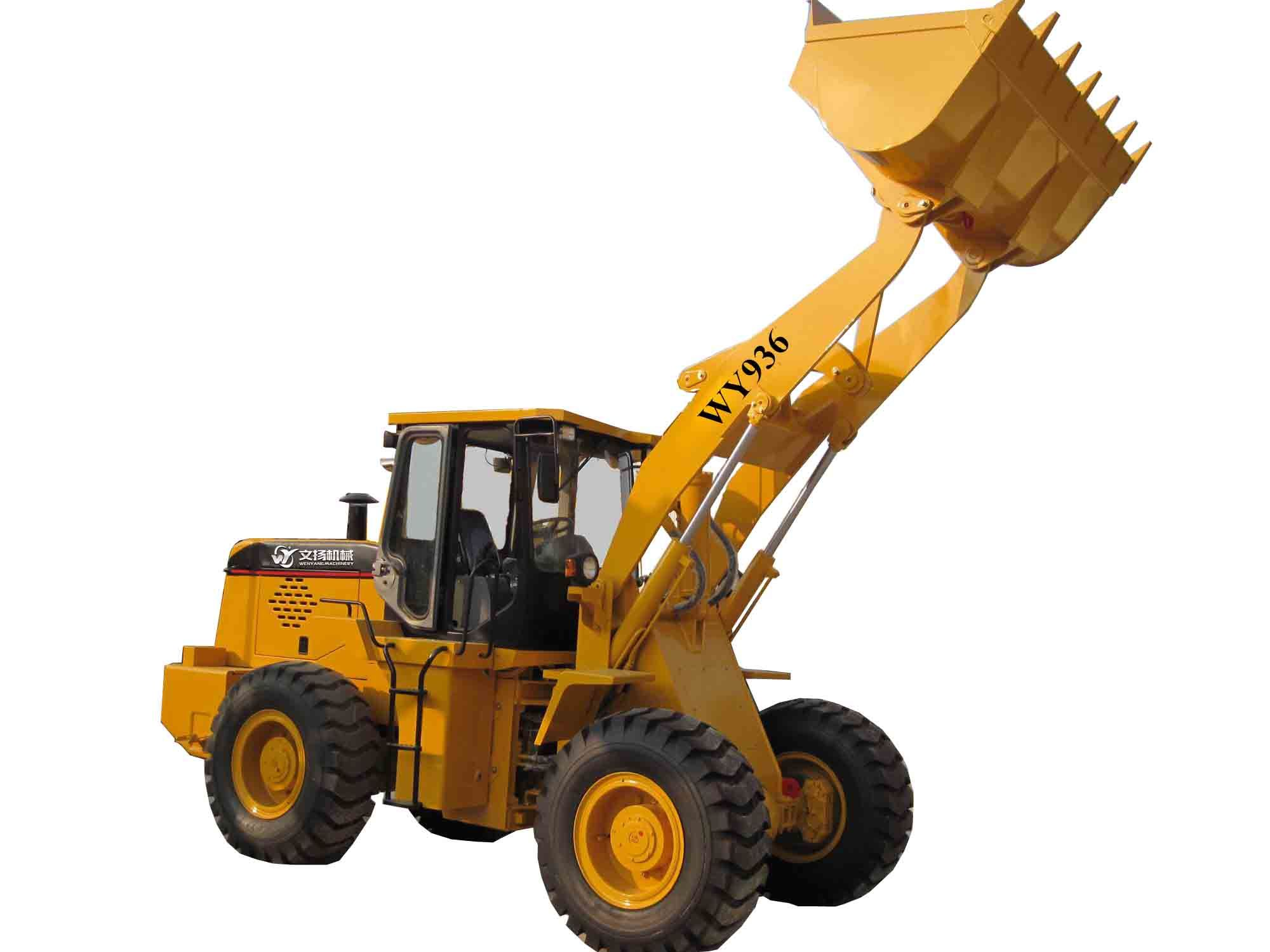 3t Wheel Loader 1.7m3 Bucket with Deutz Engine