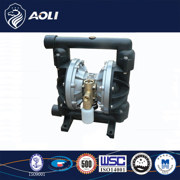 Qby Series Air Driven / Operated Diaphragm Chemical Pump