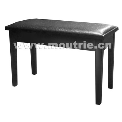 Musical Instruments Modern Black Piano Bench Stool (B) Schumann