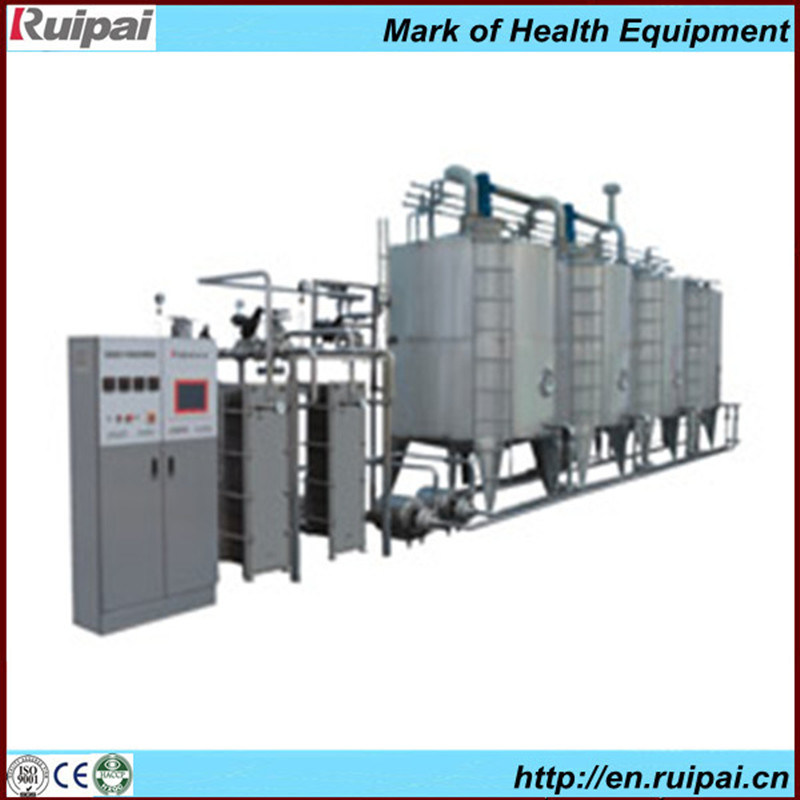 Separate CIP System for Food Industry
