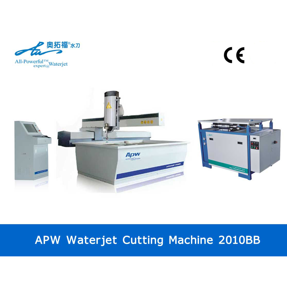 Good Price Waterjet Cutting Machine with High Quality