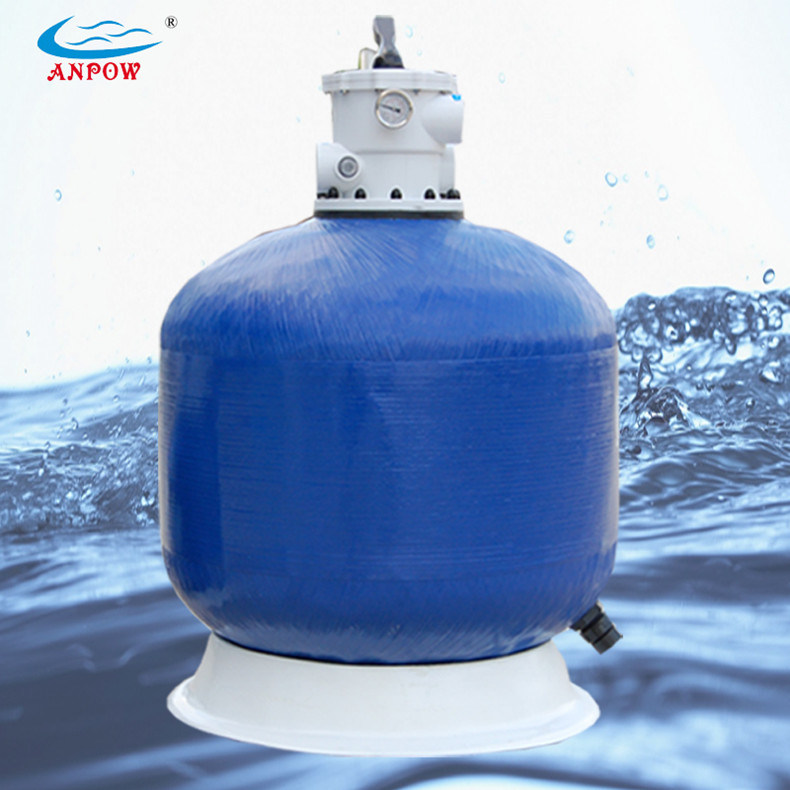 China top mount swimming pool sand filter photos for Latest swimming pool