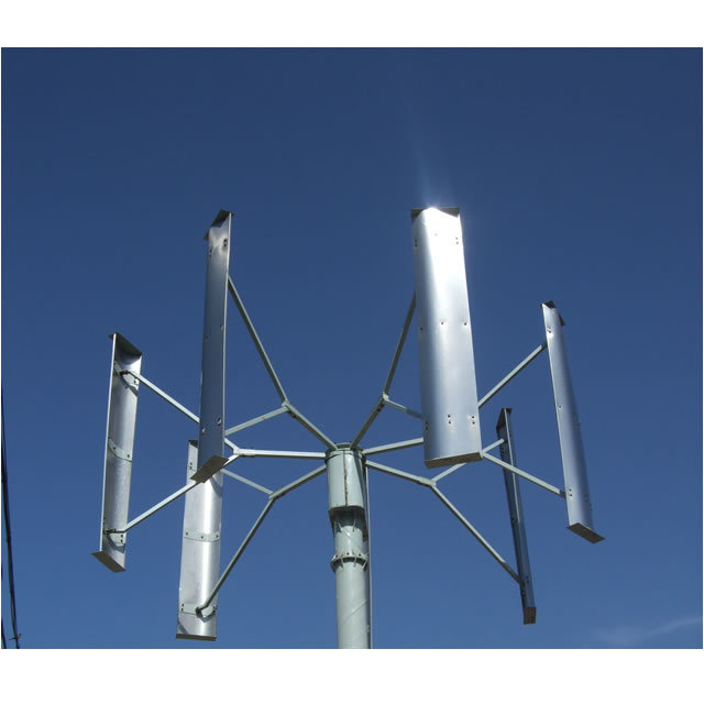 China Wind Turbine (Vawt 1kw) - China wind turbine, wind power ...