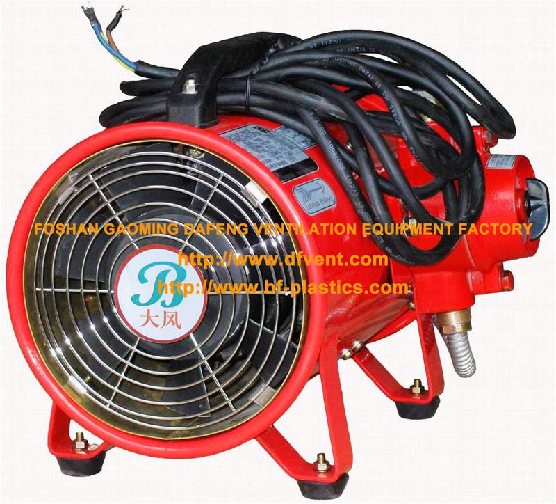 200mm 220V Industrial Explosion Proof Blower Fan