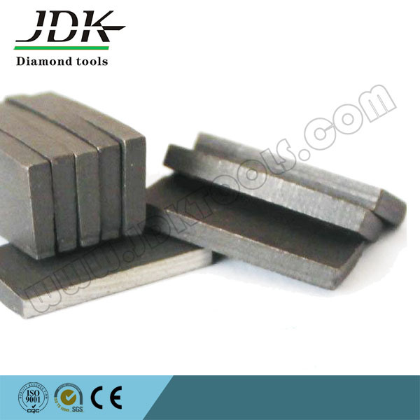 Smooth Cutting Diamond Segment for Sandstone Cutting