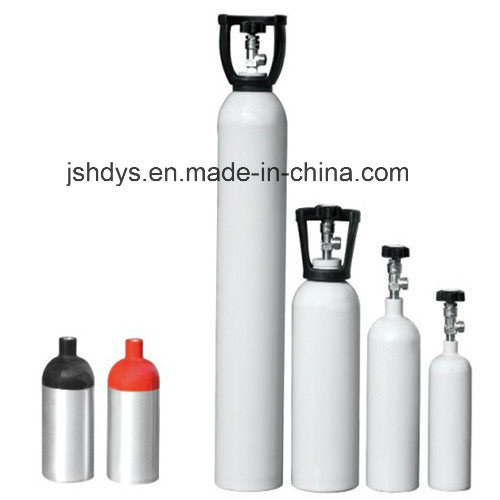 GB5099 Alloy Steel Oxygen Gas Cylinder