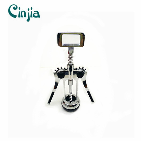 High Quality Metal Wine Accessory Corkscrew for Bottle Opener