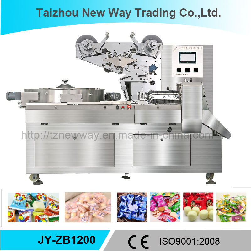 High Efficiency Automatic Food Packaging Machine with Ce Certificate (JY-ZB1200)
