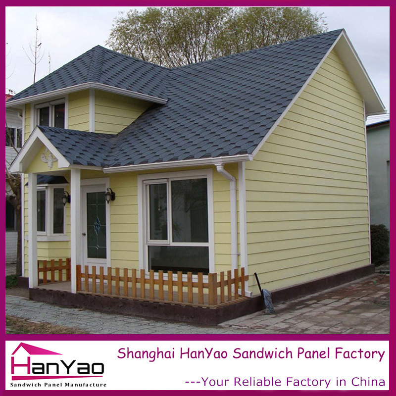 Hot New Shanghai Hanyao Steel Structure Modular House