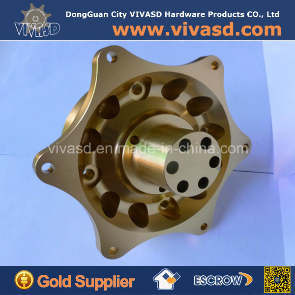 Custom Precision CNC Machining Aluminum Complexity Products