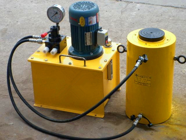 50-1000t Capacity (Load) and Hydraulic Jack Type Jack