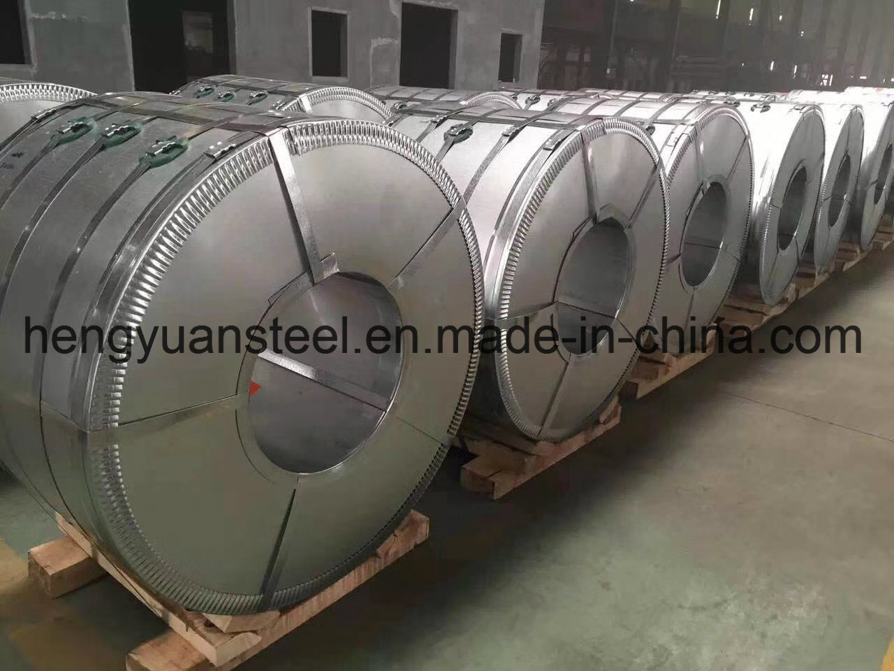 Bright Surface Z90 Hdgi Galvanized Steel Coil for Roof Tile